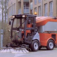 Уборочная коммунальная техника Hako-Citymaster 1200